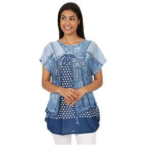 Damen-Shirt 'Mariella' multicolor