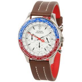 "DETOMASO Chronograph ""Firenze"" GMT"