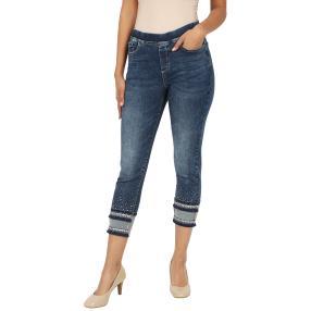 ÉTOILE DE MER  Jeans 'Felizia' blau