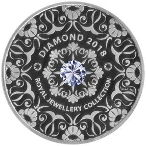 RJC Blauer Diamant