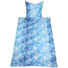 CoolSummer Bettwäsche 2tlg. blau