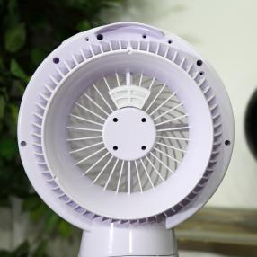 CoolMate 2in1-Standventilator 2.0, weiß