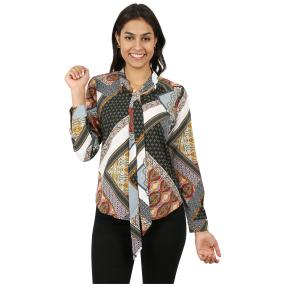 FASHION NEWS Damen-Bluse 'Alina' multicolor