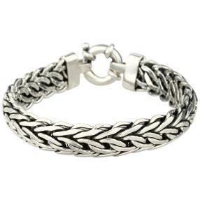 Armband 925 Sterling Silber, massiv