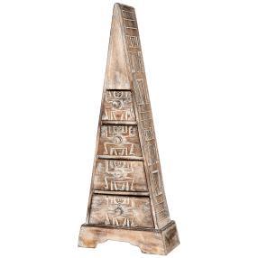 Darimana Kommode Pyramide 80cm