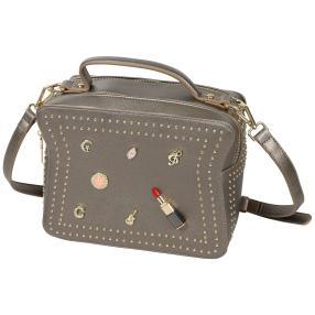 Bags by CG Henkeltasche, bronze