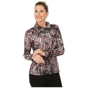 MILANO Design Shirt 'Deruta' multicolor
