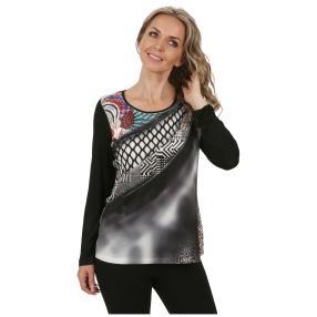 VIVACE  Shirt 'Nocelle' multicolor