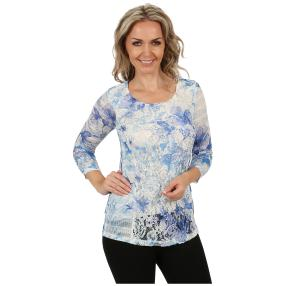VIVACE  Shirt 'Pogerola' multicolor