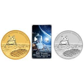Gold/Silber Mondl. Australien