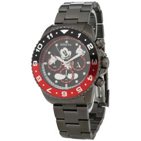 "INVICTA Herren Chronograph ""Mickey Mouse"" schwarz"