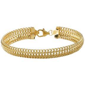 Armband 585 Gelbgold ca. 19,5cm