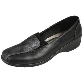 IDENTITY Damen Slipper metallic