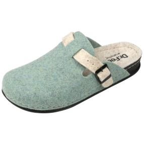 Dr. Feet Damen-Hausschuhe
