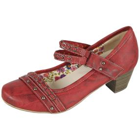 SUPER IN Damen Pumps, rot