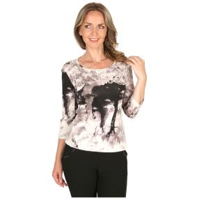 Damen-Shirt 'Teramo' multicolor