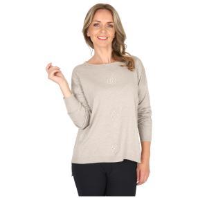 Damen-Pullover 'Diva' beige