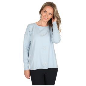 Damen-Pullover 'Diva' blau