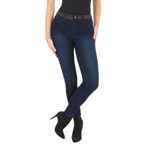 Jet-Line Damen-Jeans 'Frisco' dark blue