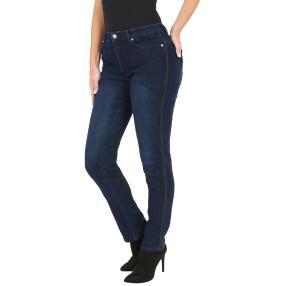 Jet-Line Damen-Jeans 'Conroe' dark blue