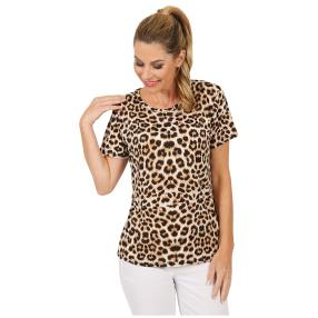 Damen-Shirt 'Sepino' braun