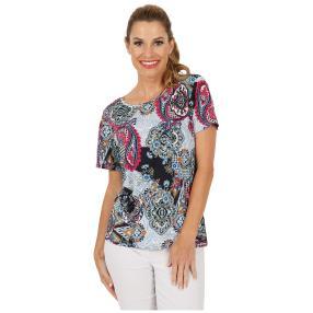 Damen-Shirt 'Riccia' pink