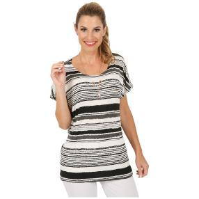 Damen-Shirt 'Palata' schwarz