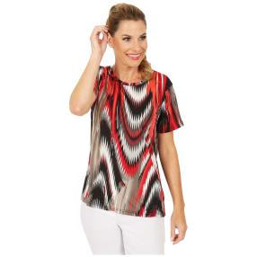 Damen-Shirt 'Trivento' multicolor