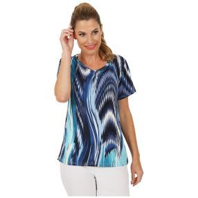 Damen-Shirt 'Trivento' multicolor