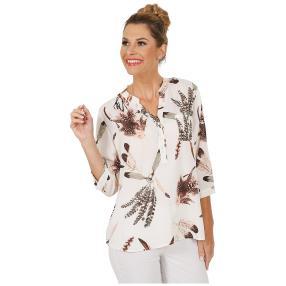Damen-Bluse 'Sulmona'  multicolor