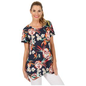 Damen-Bluse 'Scanno'  multicolor
