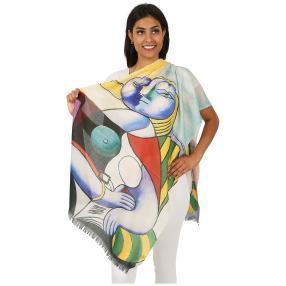 Schal Made in Italy Gemälde