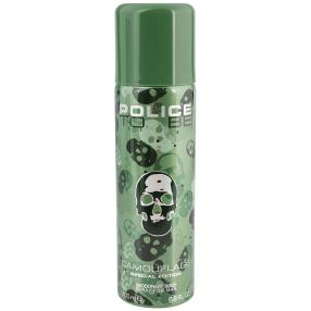 POLICE TO BE CAMOUFLAGE Deodorant Spray Man 200 ml