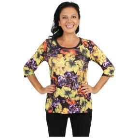 BRILLIANTSHIRTS Shirt 'Magliolo' multicolor