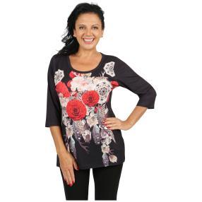 BRILLIANTSHIRTS Shirt 'Rialto' multicolor
