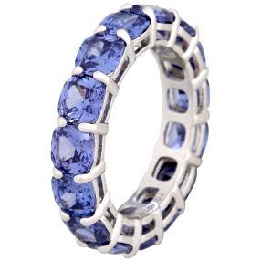 Ring 925 Sterling Silber rhodiniert Zirkonia