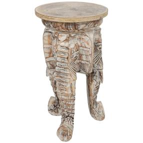 Hocker Elefant Gajah
