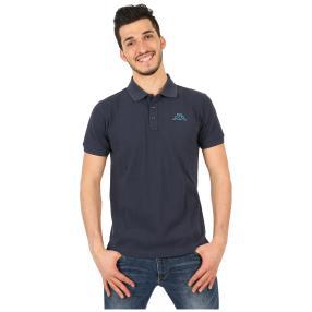 KAPPA  Herren-Polo-Shirt marine