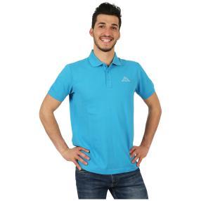 KAPPA  Herren-Polo-Shirt blau