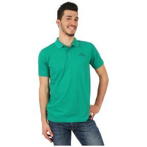 KAPPA  Herren-Polo-Shirt grün