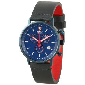 "DETOMASO Herren Chronograph ""Milano"" blau"