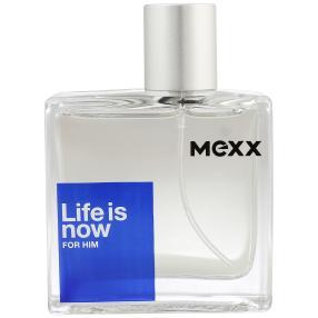 Mexx Life is now for him Eau de Toilette 50 ml