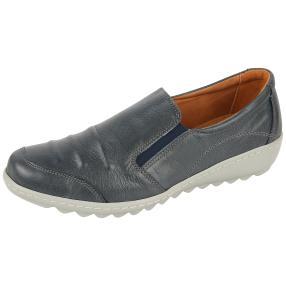 Dr. Feet Damen-Nappaleder-Slipper