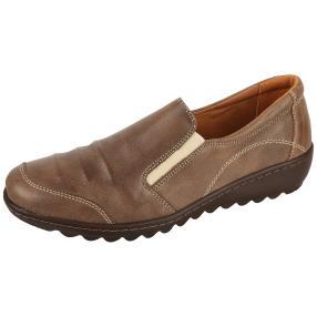 Dr. Feet Nappaleder Slipper