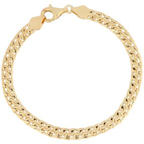 Armband Sadusa 750 Gelbgold