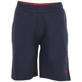 U.S. POLO ASSN. Herren-Sweat-Short marine