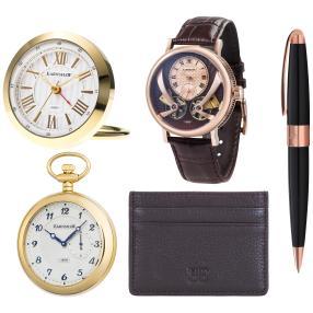 EARNSHAW 5-teiliges Uhrenset für Herren