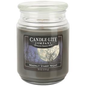 CANDLE-LITE Duftkerze Moonlit Starry Night