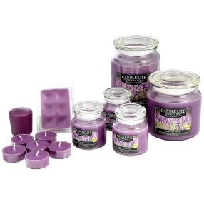 CL Duftkerzen-Set Lavendel 10-tlg.