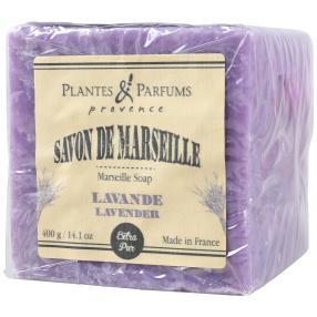 Lavendel Seifenwürfel 400 g